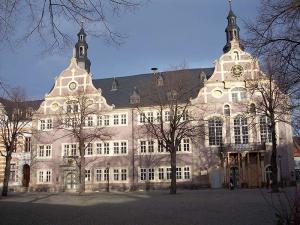 Rathaus Arnstadt