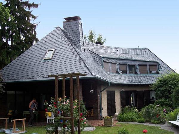 Referenzen for Einfamilienhaus berlin