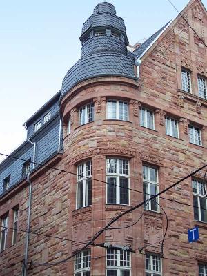 Geschäftshaus Erfurt